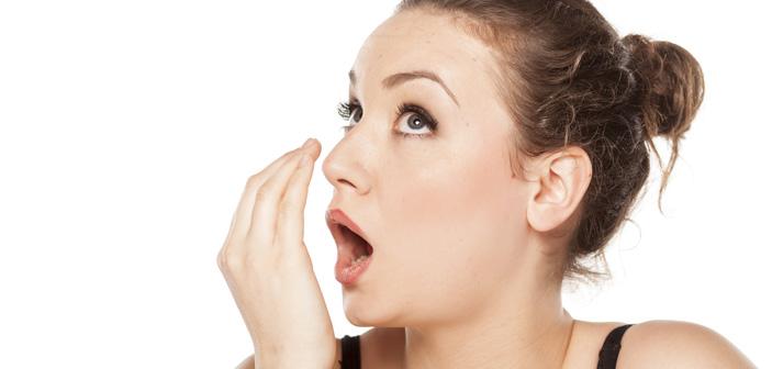 Kan alle få problemer med dårlig ånde?
