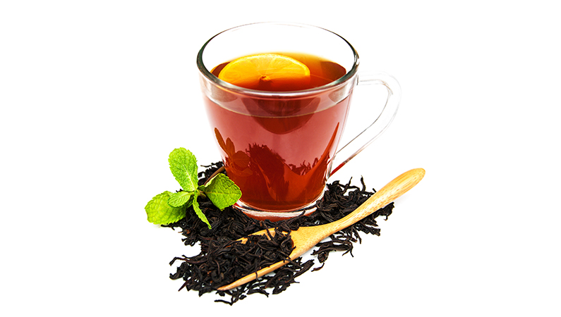 Grøn te mod dårlig ånde